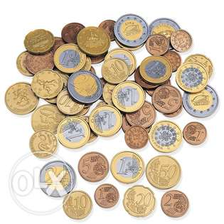 available euro coins for sale