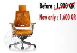 Brand New Office Chair - 3 Cambridge Trading