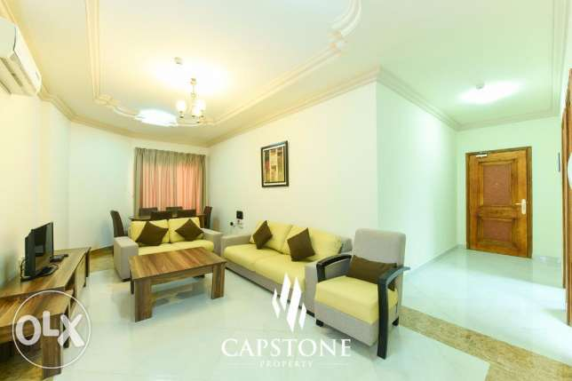 1 MONTH FREE, FF 2BR Apartment in Najma نجمة -  2