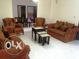 3bhk fully furnished compound apartment