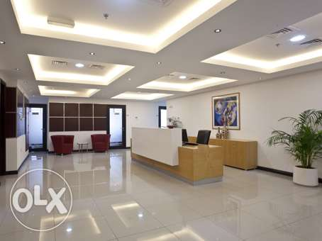 Premium Office Spaces in Qatar