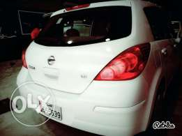 2013 model Nissan Tiida Hatchback