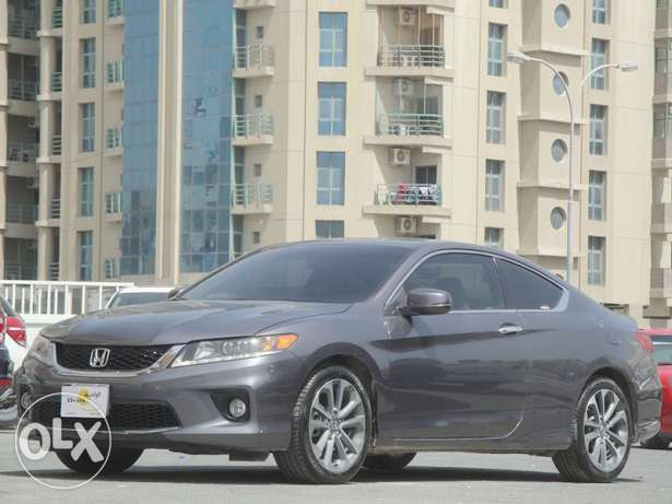 Honda Accord Coupe 2015