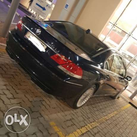 Bmw 740li 99km 2007 for sale