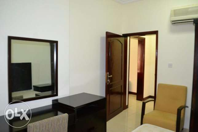 Super deluxe FullyFurnished 1-Bedroom in Doha Jadeed good condition