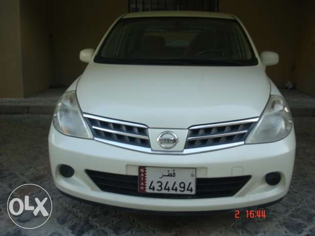 CAR FOR SALE - Nissan Tiida 2010