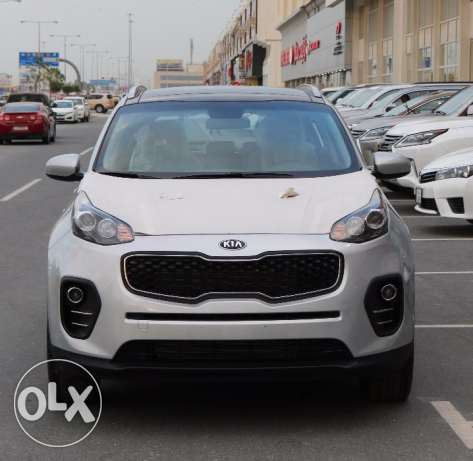 Kia - Sportage - 1600 cc Model 2017