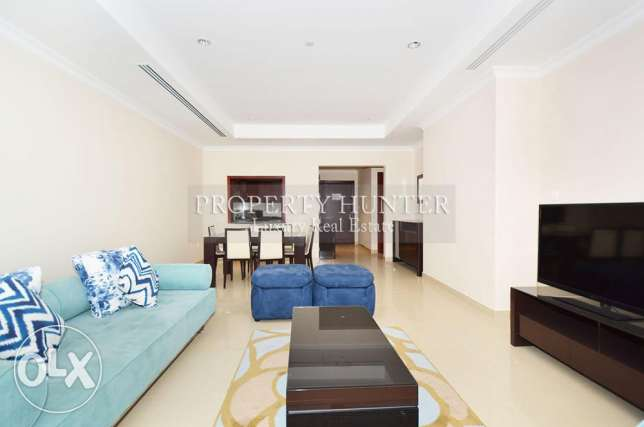 Quality Furnished 1+Maid Apartment