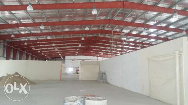Warehouse For Rent New Industrial area 3000 Sqm