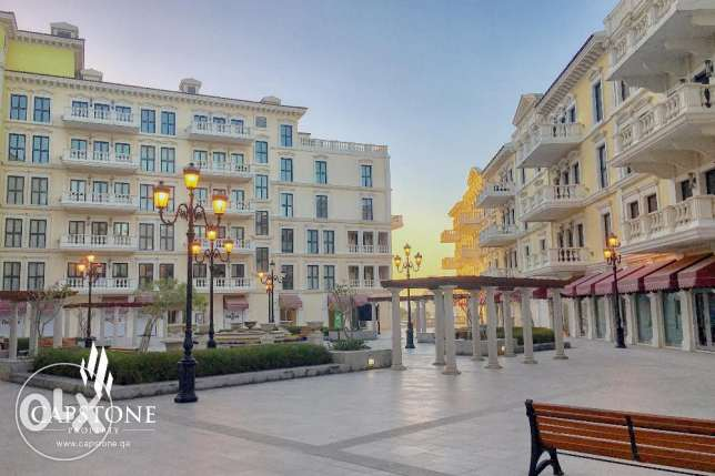 Special Offer: 1BR at Qanat Quartier + 1 Month Free