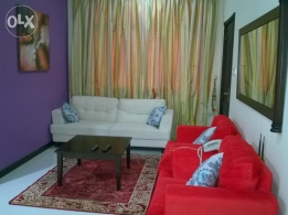 All inclusive 2 br FF Apartment in doha jadeed