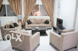 Brand new fully furnished 1bhk apartement available for family