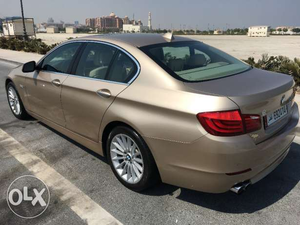 BMW 530i in perfect condition for sale الؤلؤة -قطر -  3