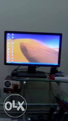 Dell desktop and Dell LCD monitor and speakers for sale
