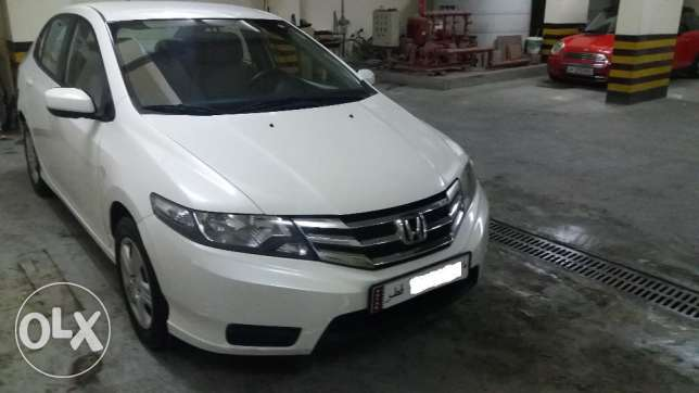 honda city 2013 km 8300