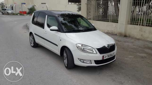 Skoda Roomster 2013 Only 20000Km