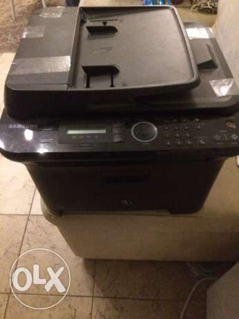 Samsung printer +scanner +fax