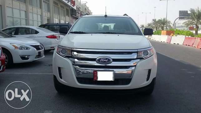Brand New Ford - Edge Model 2013 أبو هامور -  2