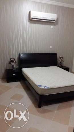 fully furnished 2 bhk flat in al Al Nasr, 7300 QR النصر -  2