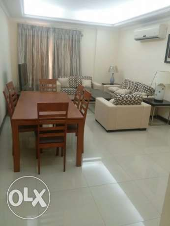 FF 2-BHK Apartment in AL Nasr, Pool, Gym