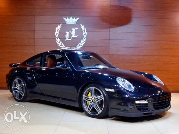 2007 Porsche Carrera 911 Turbo, Carbon Fiber Package, GCC Specs, Full