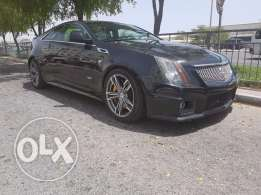Cadillac CTS supercharged model 2012 perfect condition
