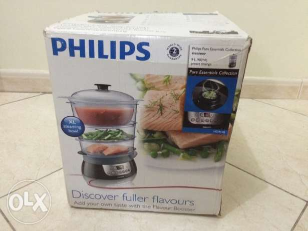 Philips Digital Electrical Steamer