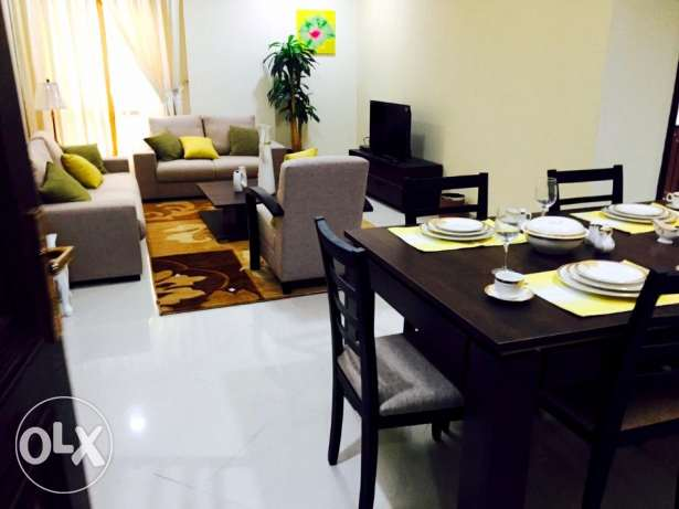 ASADDSK - Lovely Fully Furnished 2 Bedroom Apartment Near Centrepoint