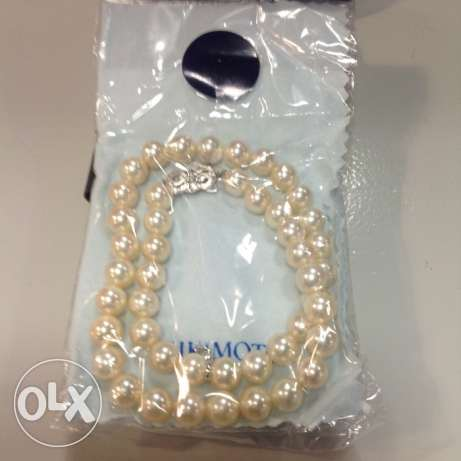 Best Offer For Mikimoto Pearl Necklace مطار الدوحة -  1