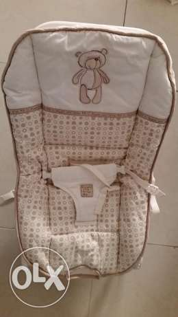 Music player Mothercare baby rocker chair