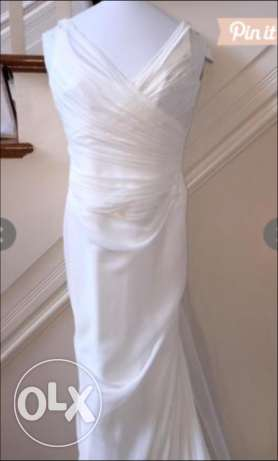 Wedding Dress Le Spose Di Gio, Veil included