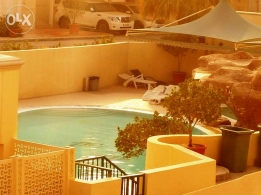 3 BHK Townhouses All Inclusive in a Nice Compound
