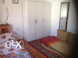 1 bhk fully furnished flat in old airport for family near health cente