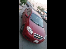 Chevrolet aveo 2007 Marron color for sale
