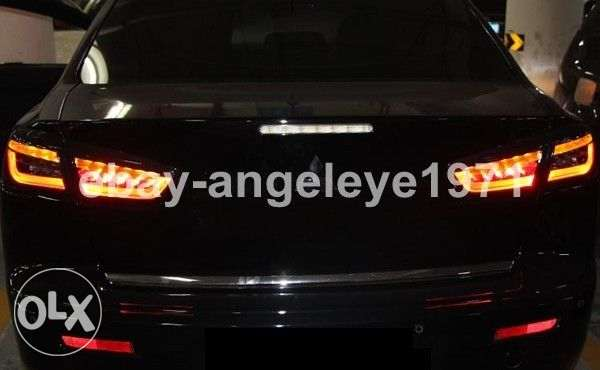 Lancer rear lights
