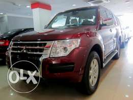 Brand New Mitsubishi Pajero 3.5 / Basic MODEL