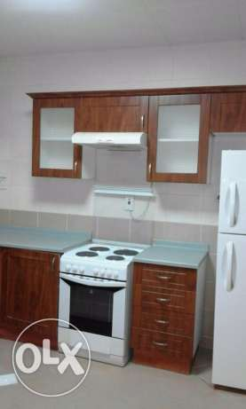 semi furnished 2 bhk in al Sadd