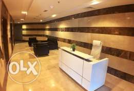 Cost Effective Furnished Office/License in FG Business Center
