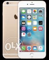 iPhone 6 16g gold only for swap with IPhone 7