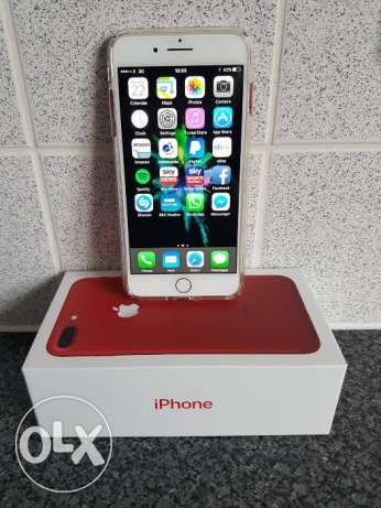 Brand New Apple Iphone 7 128gb - RED