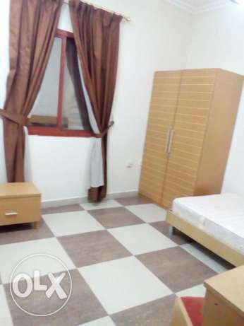 1 bhk & studio villa apartment in al dafna for family & ladies staffs