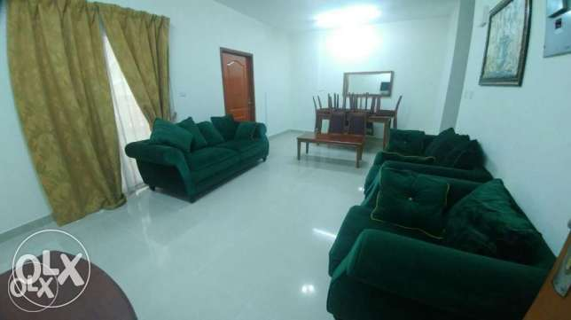 R-3Bedrooms Fully Furnished Apartment For Rent In muntazah