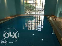 Unfurnished 3-Bedrooms Huge Flat in AL Nasr+Pool+Gym