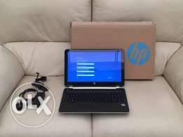 Brand new inbox HP Pavilion 15 notebook