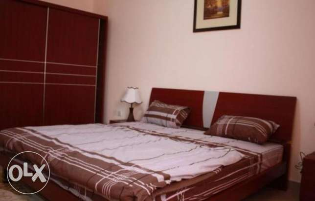 Fully Furnished 1 Bedroom Bathroom for Exe.Bachelor/lady/Small Family