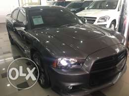 Dodge charger SRT 8 2014