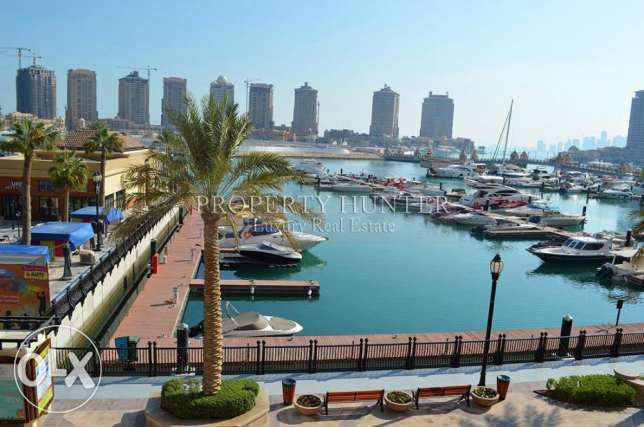 Well Price 2 Bed Home with Marina Views