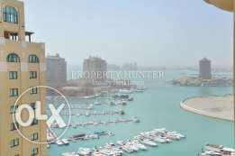 2 Bedroom with dazzling Marina view in prime location