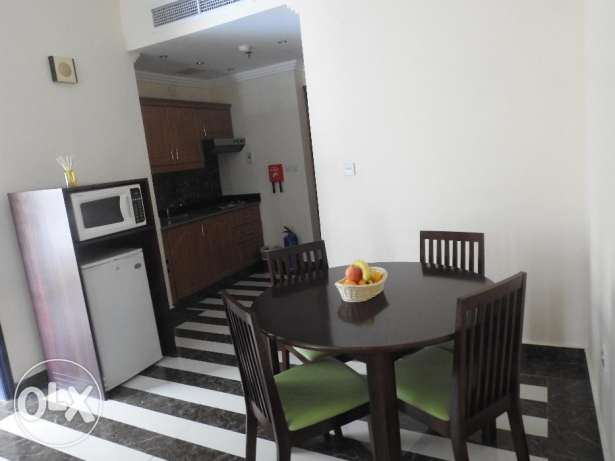 Fully Furnished One Bedroom Apartment المشيرب -  8