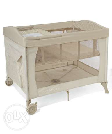 Mothercare Travel Cot Bed مطار الدوحة -  1